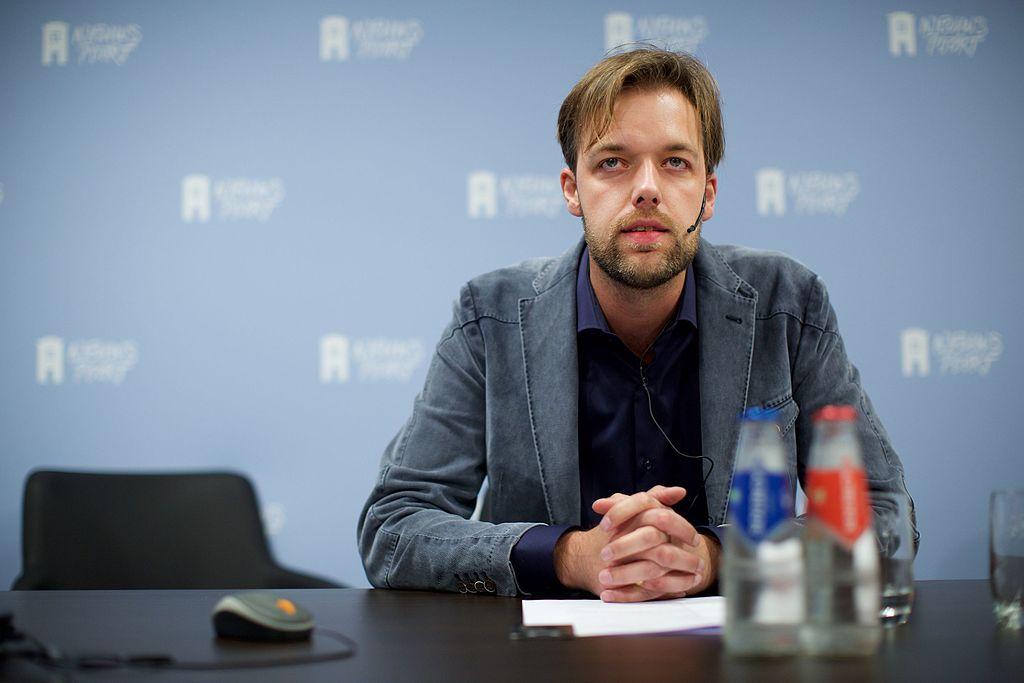Nederlandse journalist...